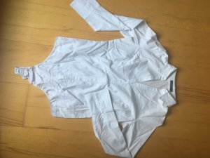 Zero Bodysuit Blouse white