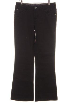 Zero Boot Cut spijkerbroek zwart casual uitstraling
