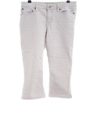 Zero Pantalone Capri grigio chiaro stile casual