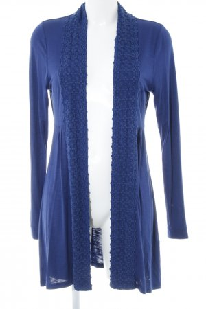 Zero Cardigan blau Casual-Look