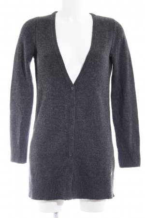 Zero Cardigan grau Casual-Look