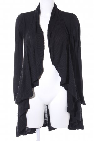 Zero Cardigan schwarz Casual-Look
