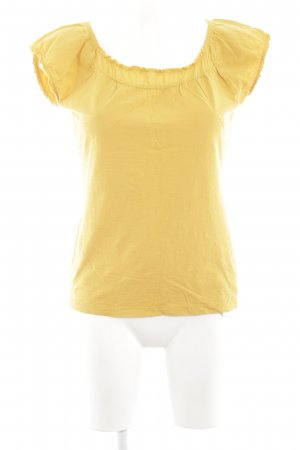 Zero Carmen Shirt primrose casual look