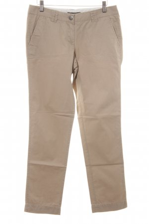 Zero Chinohose beige Casual-Look