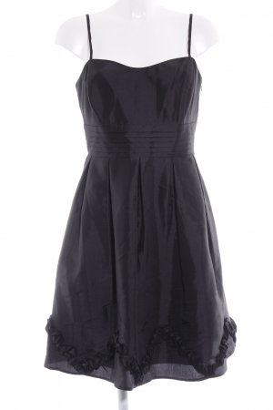 Zero Cocktailkleid schwarz Elegant