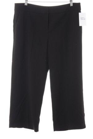 Zero Pantalone culotte nero stile casual