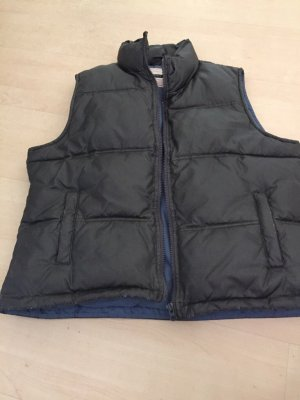 Zero Quilted Gilet anthracite