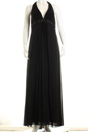 Zero Empirekleid schwarz Elegant