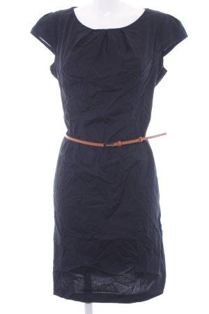 Zero Etuikleid dunkelblau Elegant