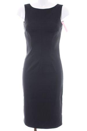 Zero Etuikleid schwarz Elegant