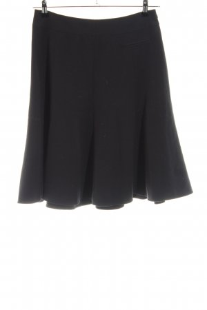 Zero Godet Skirt black casual look