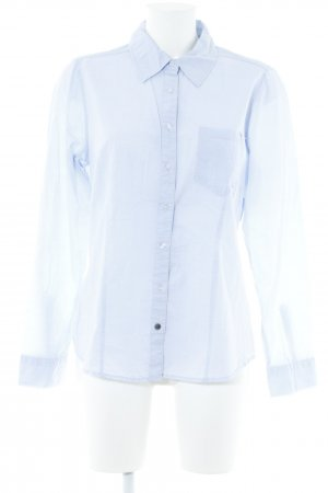 Zero Hemd-Bluse himmelblau Casual-Look
