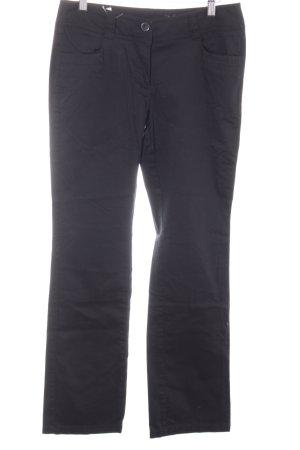 Zero High-Waist Hose schwarz minimalistischer Stil