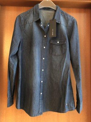 Zero Jeans blouse veelkleurig Katoen