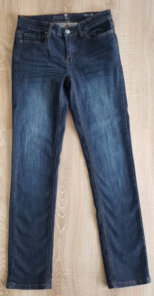 Zero Slim Jeans dark blue
