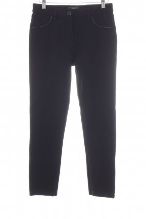 Zero Jeggings nero stile casual