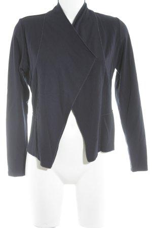Zero Jerseyblazer dunkelblau Casual-Look