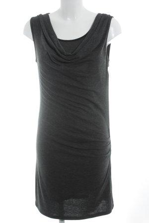 Zero Jerseykleid dunkelgrau-schwarz Casual-Look