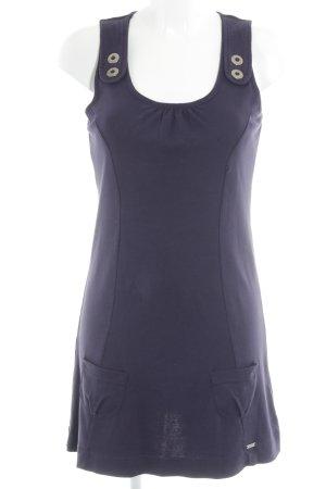 Zero Jerseykleid lila Casual-Look