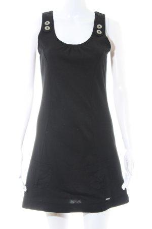 Zero Jerseykleid schwarz Casual-Look