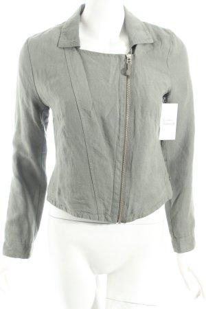 Zero Kurz-Blazer khaki Street-Fashion-Look