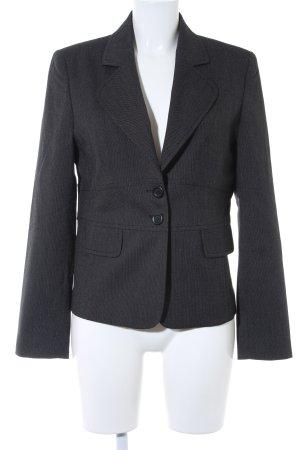 Zero Blazer corto negro-blanco puro estilo «business»