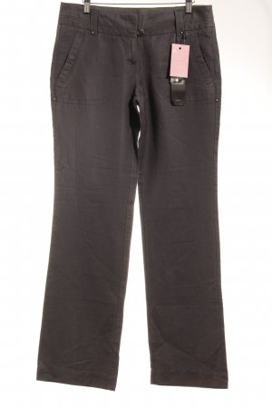 Zero Linen Pants grey casual look