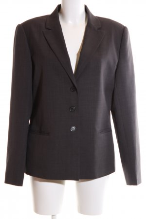 Zero Long-Blazer hellgrau Business-Look