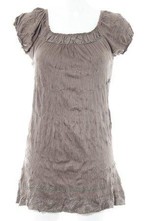 Zero Longshirt graubraun Casual-Look