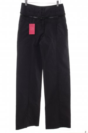 Zero Marlene Trousers black casual look