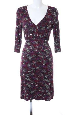 Zero Midi Dress floral pattern casual look