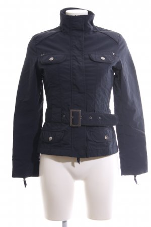 Zero Military Jacket blue casual look