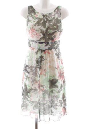 Zero Minikleid florales Muster Casual-Look