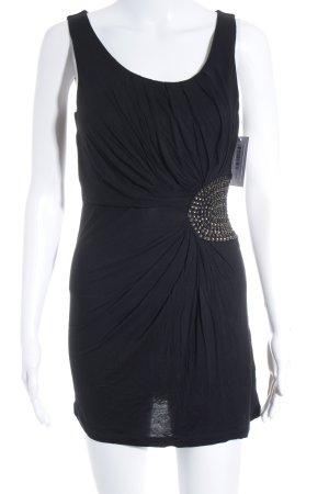 Zero Minikleid schwarz klassischer Stil