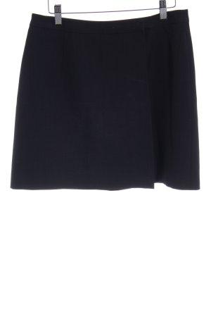 Zero Minirock schwarz Elegant