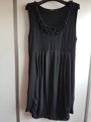 Zero neuwertiges Kleid schwarz das kleine Schwarze Etuikleid Stretch 42 für Hochzeit, Taufe, Büro und Party