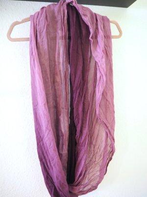 ZERO - Schal mit raffiniertem Farbverlauf - vielseitig tragbar!
