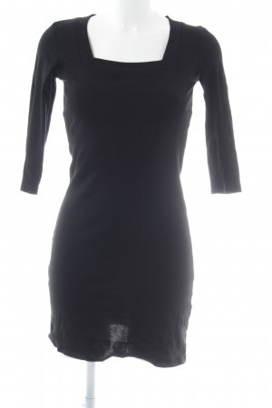 Zero Tube Dress black casual look