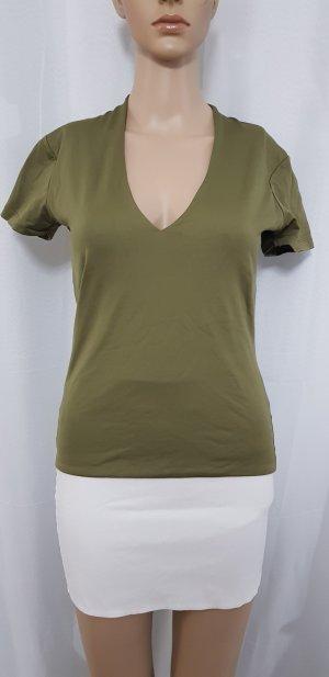Zero Camiseta gris verdoso