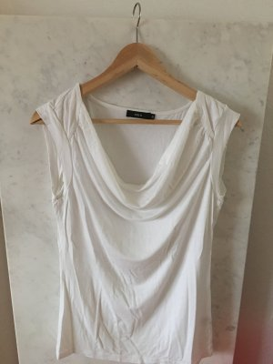 *Zero* Shirt in Weiß