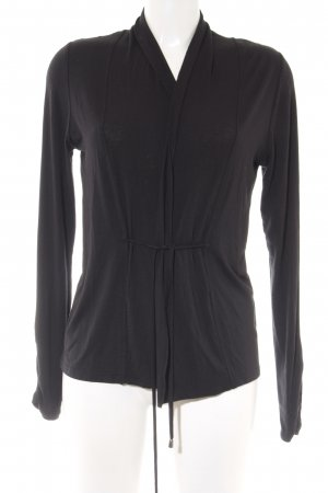 Zero Shirtjacke schwarz Casual-Look