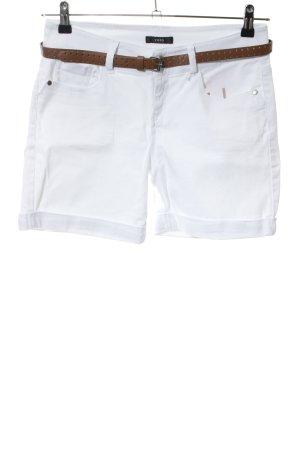 Zero Shorts weiß Casual-Look