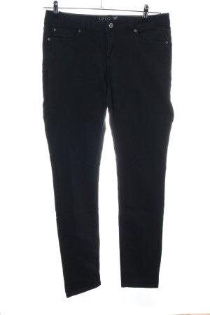 Zero Skinny Jeans schwarz Casual-Look