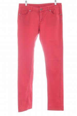 Zero Skinny Jeans rot Casual-Look