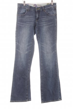 Zero Slim Jeans blau Casual-Look