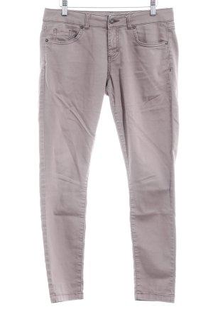 Zero Jeans slim fit marrone-grigio stile casual