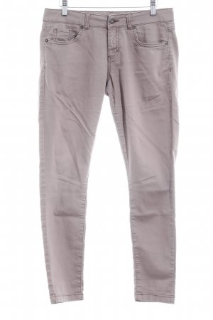 Zero Slim Jeans graubraun Casual-Look