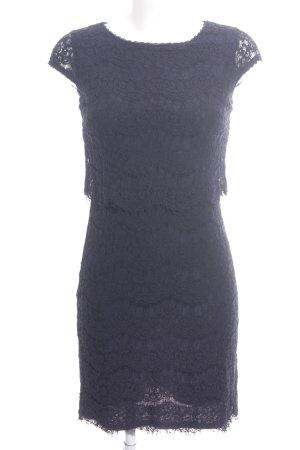 Zero Spitzenkleid blau Elegant