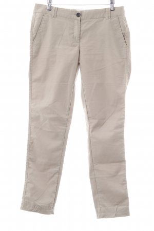 Zero Stoffhose beige Casual-Look