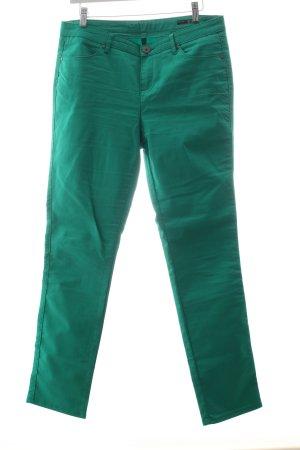 Zero Stretch Jeans grün Casual-Look